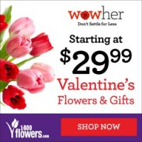 WOW her with Flowers & Gifts starting at $29.99 at 1800flowers.com! (Offer Ends 02/14/2015)