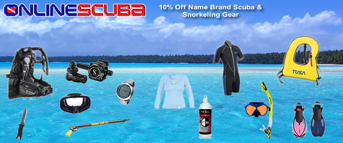 Government Employee Scuba Discounts