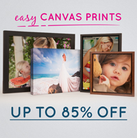 Easy Canvas Prints at GovernmentShopping.com