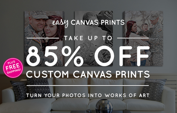 Easy Canvas Prints Government Employee Discount